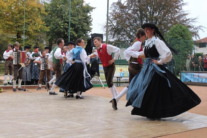 danza gruppo di ballo rocca pietore