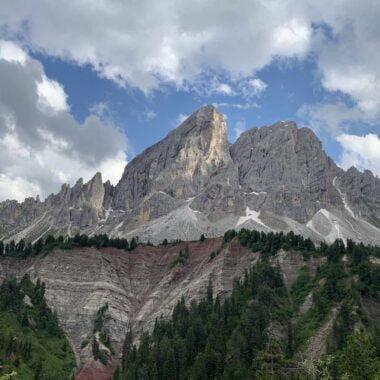 Sass Putia in Val Badia
