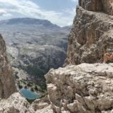 Laghi e laghetti poco noti delle Dolomiti