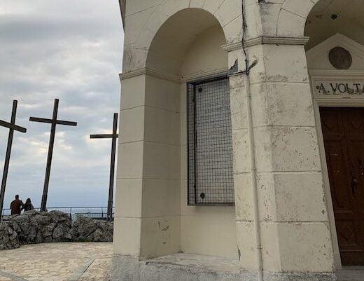 terrazza Faro Voltiano di Brunate